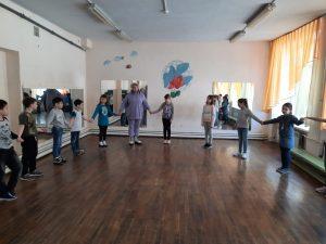 Выездное мероприятие в школе №64