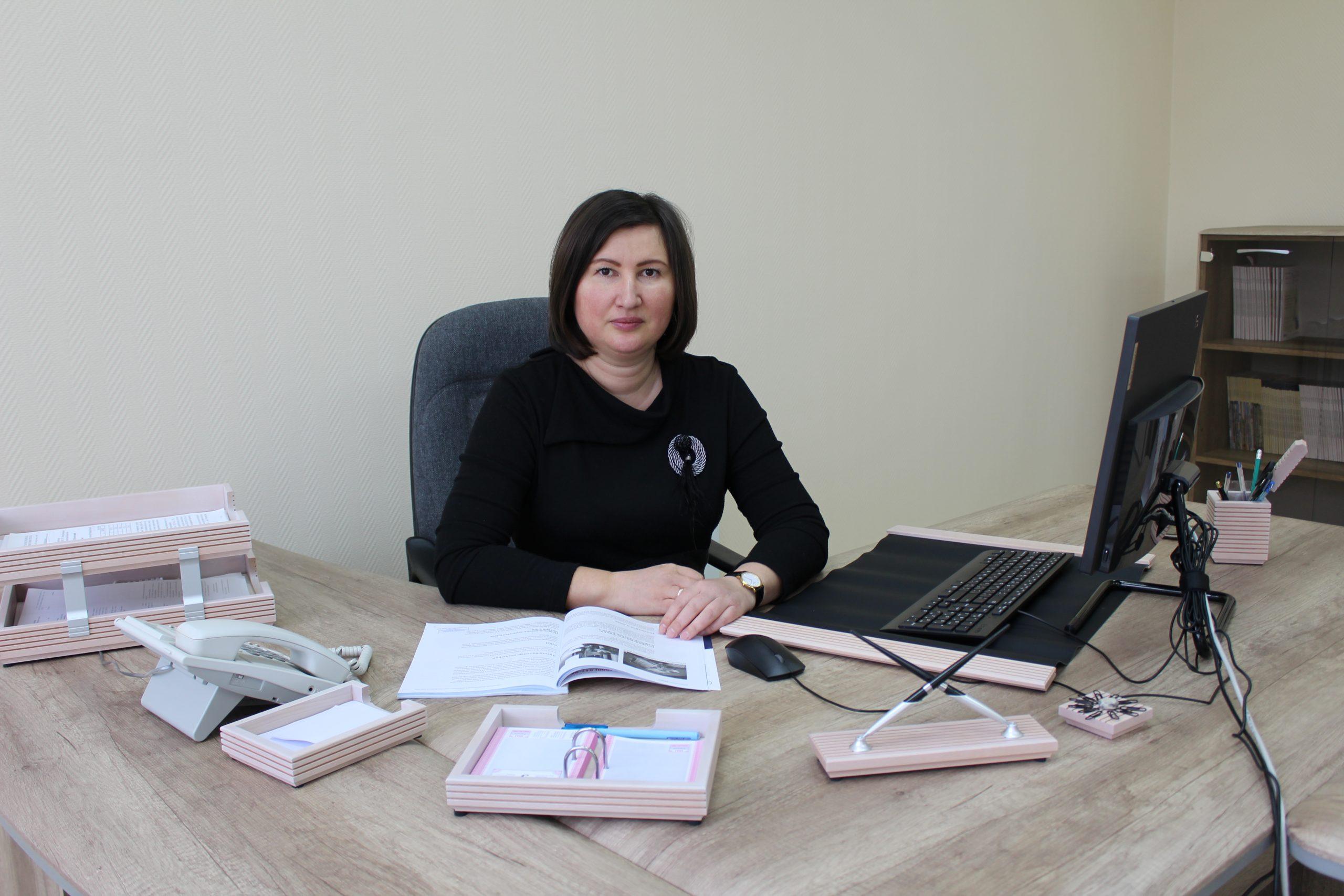 Директор Валиуллина Наиля Рафиковна